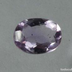 Coleccionismo de gemas: (138) MINERALES. AMATISTA, GEMA FACETADA, MADAGASCAR.. Lote 161484274