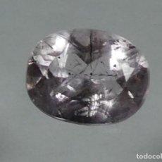 Coleccionismo de gemas: (140) MINERALES. AMATISTA, GEMA FACETADA, MADAGASCAR.. Lote 161484674