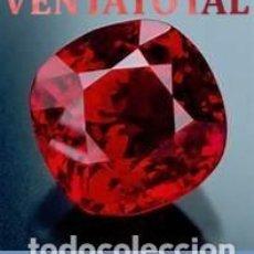 Coleccionismo de gemas: RUBI ROJO DESLUMBRANTE DE 2,35 KILATES CON CERTIFICADO AGI - MEDIDA 0,7 X 0,7 CENTIMETROS Nº52. Lote 164763254