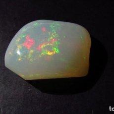 Coleccionismo de gemas: 6,80 CT OPALO NATURAL ORIGEN ETIOPIA. Lote 164817518