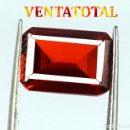 Coleccionismo de gemas: CITRINO AMARILLO DE 93,40 KILATES - CON CERTIFICADO IGL -MEDIDA 3,5 X 2,5 CENTIMETROS -Nº41. Lote 165699038
