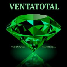 Coleccionismo de gemas: TOPACIO VERDE ESPERANZA DESLUMBRANTE TALLA DIAMANTE 98,00 KILATES - MEDIDA 4,0 X 2,0 CENTIMETROS Nº1. Lote 166580090