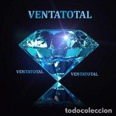 Coleccionismo de gemas: TOPACIO AZUL DESLUMBRANTE TALLA DIAMANTE 97,00 KILATES - MIDE 4,0 X 2,0 CENTIMETROS Nº1. Lote 166580834