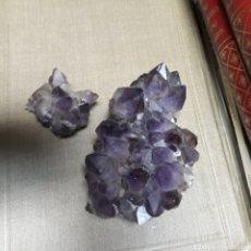 Coleccionismo de gemas: CUARZO, AMATISA. Lote 167776765