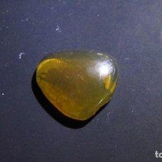 Coleccionismo de gemas: 0,95 CT OPALO NATURAL DE FUEGO ORIGEN ETIOPIA. Lote 168098376