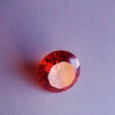 Coleccionismo de gemas: INIGUALABLE CIRCÓN NATURAL PROCEDENTE DE CAMBOYA CON TALLA REDONDA Y 2.25 CT.. Lote 168445436