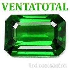 Coleccionismo de gemas: PERIDOT VERDE OLIVA DE 44,15 KILATES Y MIDE 2,8 X 1,8 CENTIMETROS -CON CERTIFICADO IGL - Nª32. Lote 168523760