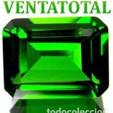 Coleccionismo de gemas: PERIDOT VERDE OLIVA DE 48,85 KILATES Y MIDE 2,7 X 2,2 CENTIMETROS -CON CERTIFICADO IGL - Nª33. Lote 168523892