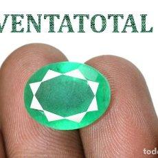 Collectionnisme de gemmes: ESMERALDA BRASILEÑA DE 8,76 KILATES - MIDE 1,6 X 1,2 X 0,6 CENTIMETROS - Nº2. Lote 168978080
