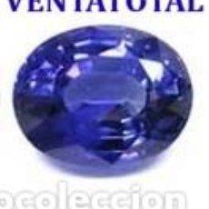Coleccionismo de gemas - ZAFIRO AZUL ATERCIOPELADO DE 5,05 KILATES MEDIDA DE 0,9 X 0,8 X 0,5CENTIMETROS - Nº14 - 169244648