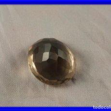 Coleccionismo de gemas: AMATISTA TALLA OVAL 2,5 X 2,2 CM 8,60 GR. Lote 169346144