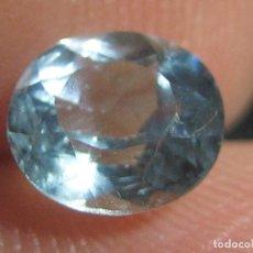 Coleccionismo de gemas: (074) MINERALES. AGUAMARINA, GEMA FACETADA, MADAGASCAR.. Lote 171377513