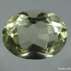 Coleccionismo de gemas: (193) MINERALES. ORTOSA, GEMA FACETADA, MADAGASCAR.. Lote 172239732