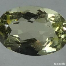 Coleccionismo de gemas: (196) MINERALES. ORTOSA, GEMA FACETADA, MADAGASCAR.. Lote 172240129