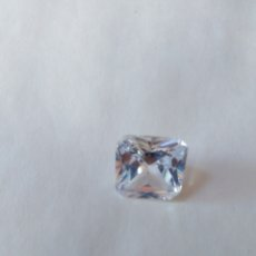 Coleccionismo de gemas: ZAFIRO NATURAL BLANCO DE 9,66 CT.. Lote 173804264