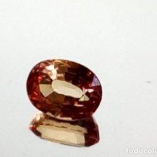Coleccionismo de gemas: MORGANITA DE BRASIL TALLA OVAL 4.40 CTS.. Lote 176381720
