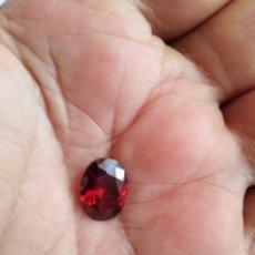 Coleccionismo de gemas: ZAFIRO NATURAL COLOR ROJO DE 9,60CT.. Lote 176451447