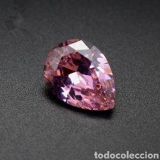 Coleccionismo de gemas: ZAFIRO NATURAL COLOR ROSA TRANSPARENTE DE 8,90CTCT CT. Lote 176451692