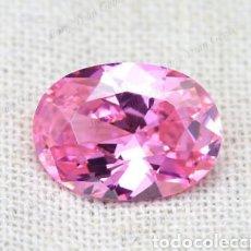 Coleccionismo de gemas: CIRCON ROSA NATURAL DE 9,60CT.. Lote 182716992