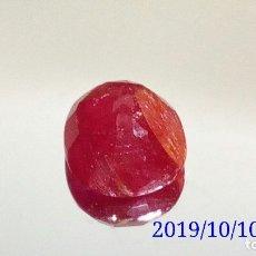 Coleccionismo de gemas: RUBÍ DE TANZANIA TALLA COJÍN 3.03 CTS.. Lote 179151405