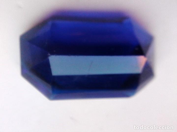 Coleccionismo de gemas: Rara y Bonita Talla Fancy de Topacio Flux Azul de Brasil con 23 Ct. - Foto 2 - 179559757