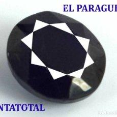 Coleccionismo de gemas: GIGANTE ZAFIRO DE MOZAMBIQUE DE 1905 KILATES MEDIDA 8,1 X 5,9 X 3,3 CENTIMETROS - Nº17. Lote 180291072