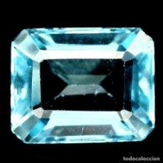 Coleccionismo de gemas: TOPACIO 7,0 X 5,0 MM.. Lote 188600152