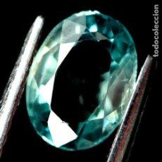 Coleccionismo de gemas: CIRCON NATURAL 7 X 5 MM.. Lote 215678716