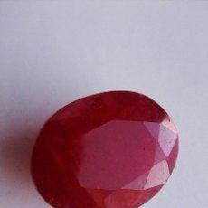 Collezionismo di gemme: BONITO RUBÍ NATURAL OVAL DE MADAGASCAR CON 6.5 CT.. Lote 182564907
