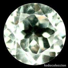 Coleccionismo de gemas: TOPAZIO BLANCO REDONDO 2,5 MM. Lote 182590705