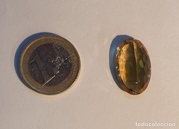 Coleccionismo de gemas: GEMA CITRINO NATURAL CALIDAD EXTRA - Foto 2 - 183468108