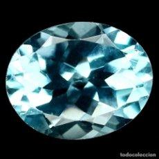 Coleccionismo de gemas: TOPACIO OVAL 9,0 X 7,0 MM.. Lote 215678768