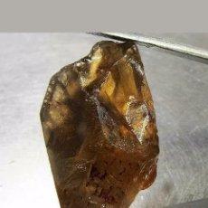 Coleccionismo de gemas: CITRINO NATURAL EN BRUTO DE 42,58CT.. Lote 184036950