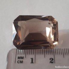 Coleccionismo de gemas: CUARZO FUMÉ. Lote 184438685