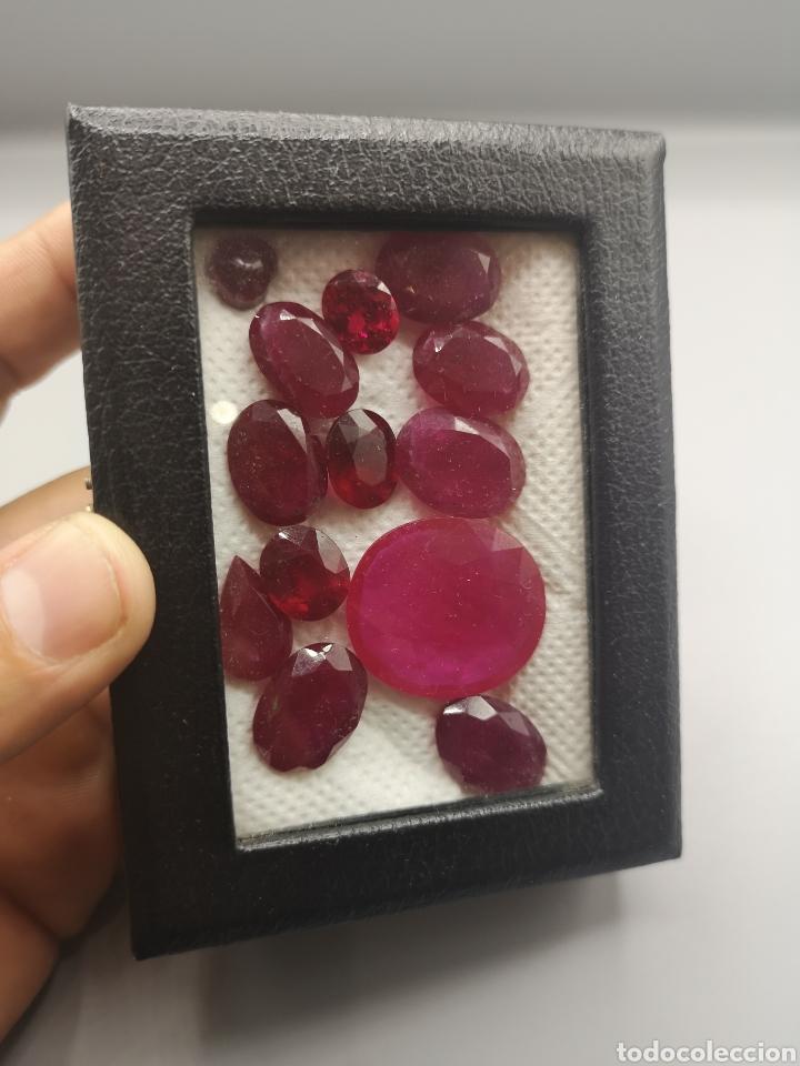 RUBIES. PRECIO POR CTE. (QUILATES) (Coleccionismo - Mineralogía - Gemas)