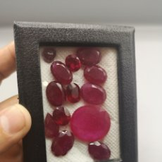 Coleccionismo de gemas: RUBIES. PRECIO POR CTE. (QUILATES). Lote 184907661