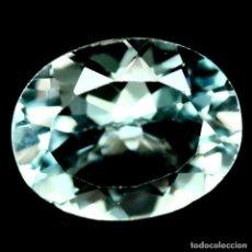 Coleccionismo de gemas: TOPACIO OVAL 10,0 X 8,0 MM.. Lote 185914475