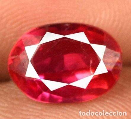 Coleccionismo de gemas: Magnífica Turmalina Rosa Natural de Mozambique Oval con 3.15 Ct. Certificada AGI. - Foto 4 - 189123283