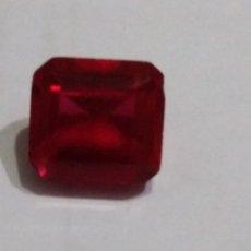 Collectionnisme de gemmes: RUBÍ NATURAL DE 12,50 CT.. Lote 190480688