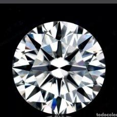 Collectionnisme de gemmes: ZIRCON NATURAL BLANCO TRANSPARENTE 20CT.. Lote 190531040