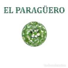 Coleccionismo de gemas: RARISIMA ESMERALDA DE 6,50 KILATES CON CERTIFICADO AGI - MEDIDA 1,3 X 1,3 X 0,5 CENTIMETROS Nº75. Lote 191944321