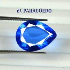 Coleccionismo de gemas: TANZANITA DE 6,15 KILATES CON CERTIFICADO AGI - MEDIDA 1,4 X 1,0 X 0,5 CENTIMETROS Nº7. Lote 210670612
