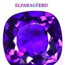 Coleccionismo de gemas: ALEJANDRITA PURPURA ROSACEO DE 6,30 KILATES CON CERTIFICADO AGI MEDIDA 0,9 X 0,8X0,6 CENTIMETROS Nº7. Lote 192201151