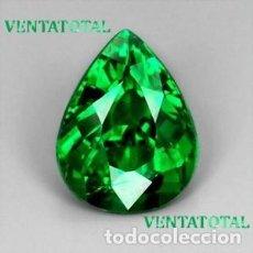 Collectionnisme de gemmes: ESMERALDA CORAZON DE 9,05 KILATES CON CERTIFICADO AGI - MEDIDA 1,7 X 1,2 X 0,8 CENTIMETROS Nº45. Lote 193685863