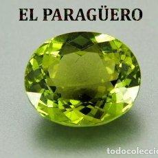Coleccionismo de gemas: RARA Y DELICIOSA ESMERALDA DE 9 KILATES - MEDIDA 1,3 X 1,1 X 0,8 CENTIMETROS Nº45. Lote 193712240