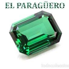 Collezionismo di gemme: DELICIOSA ESMERALDA DE 6 KILATES - MEDIDA 1,2 X 0,8 X 0,6 CENTIMETROS Nº22. Lote 193730348