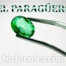 Collezionismo di gemme: DELICIOSA ESMERALDA DE 7,50 KILATES - MEDIDA 1,2 X 0,9 X 0,7 CENTIMETROS Nº33. Lote 193734540