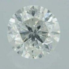Coleccionismo de gemas: DIAMANTE 1CT COLOR H PIQUÉ. Lote 194100160