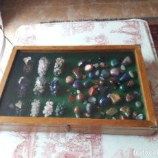 Coleccionismo de gemas: COLECCION PIEDRAS SEMIPRECIOSAS. Lote 194295055