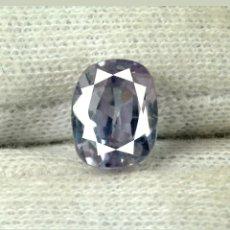 Coleccionismo de gemas: ZAFIRO NATURAL 100% SIN TRATAMIENTO DE 7,80CTS.. Lote 194302156